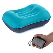 旅行用ピロー 携帯用 旅行用睡眠グッズ 膨張式 弾性ある 空気圧 旅行 屋外