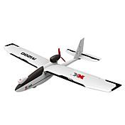 A1200 4 Canales 2.4G Avión de radiocontrol  1 x Transmisor 1 x Manual 1 x avión RC 1 Manual 1 x Cargador Pantalla FPV