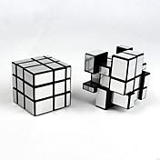 Cubo de rubik Cubo de espejo 3*3*3 Cubo velocidad suave Cubos mágicos Accesorio de Magia Muelle Colorido Juguete Educativo Antiestrés