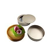 2個 ケーキ型 円形 Other アルミ 子供 多機能 焦げ付き防止 ベーキングツール クリエイティブキッチンガジェット アイデアジュェリー DIY