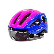 Casco Casco de bicicleta CE Ciclismo 10 Ventoleras Montaña Utra ligero (UL) Deportes Ciclismo de Montaña Ciclismo de Pista Ciclismo