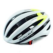 ヘルメット バイクヘルメット 25 通気孔 CE サイクリング 超軽量(UL) スポーツ 青少年 PC EPS ロードバイク レクリエーションサイクリング サイクリング / バイク マウンテンバイク