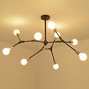 Luz colgante 60w característica tradicional / clásica de la pintura para el mini estilo madera / bambooliving sitio / dormitorio / comedor