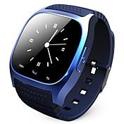 rwatch M26ウェアラブルスマートウォッチ、アンドロイド/ iOS用抗失われたメディア制御/ハンズフリー通話/歩数計/