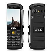 e&l s600防水ショックプルーフip68キーパッドの携帯電話ロック解除された携帯電話gsm