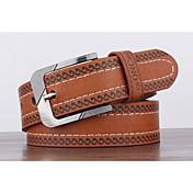 Hombre Retro Estampado, Legierung Cinturón de Cintura - Diseño