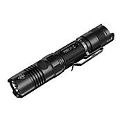 Nitecore P12GT Linternas LED LED 1000lm 4.0 Modo de Iluminación Resistente a Golpes / Empuñadura Anti Deslice / Recargable Camping /