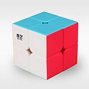 Cubo de rubik QIYI QIDI S 162 2*2*2 Cubo velocidad suave Cubos Mágicos Adhesivo suave Cuadrado Regalo
