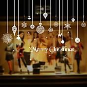 クリスマス カートゥン 形 ウォールステッカー プレーン・ウォールステッカー 飾りウォールステッカー,ビニール 材料 ホームデコレーション ウォールステッカー・壁用シール