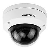 hikvision®ds-2cd2185fwd-i 8mp ipカメラ(dc12v&poe 30m内蔵sdスロットh.265 ip67 ik10 3d dnr 3軸調整)