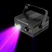 U'King Luz Láser de Escena DMX 512 Maestro-Esclavo Activación por sonido 9 para Al Aire Libre Fiesta Estado Boda Discoteca Profesional