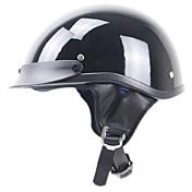 レトロな王子を乗って本物のゾンビレースオートバイのヘルメットオートバイのタイヤのヘルメットのヘルメットのヘルメット