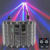 U'King Luces LED Para Escenarios DMX 512 Maestro-Esclavo Activación por sonido Auto Control Remoto para Al Aire Libre Fiesta Estado Boda