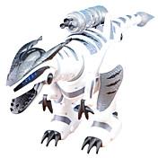 Robot RC Electrónica para niños Regalos Infrarrojo Plásticos Hacia adelante hacia atrás Disparo Canto Baile Conductor de Electricidad No
