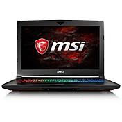 MSI Portátil cuaderno GT62VR 7RE-417CN Intel i7 InteI7-7700HQ 16GB DDR4 128 GB SSD 1TB GTX1070 8GB Windows 10