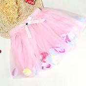 Bebé Chica Floral / Estampado Falda