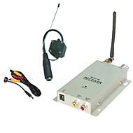 """1,2 GHz trådløs sikkerhet system (1/3 """"CMOS kamera og mottaker)"""