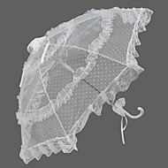 フックハンドル 結婚式 傘 雨傘 37.8inch (約96cm)
