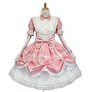 Haljine Gothic Lolita / Sweet Lolita / Classic / Tradicionalna Lolita Žene Pink Lolita Pribor Mašna Haljina Čipka / Pamuk / Punk Lolita