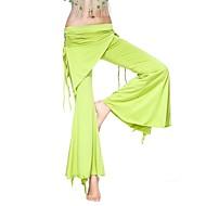 mave dance bottoms kvinders træning rayon naturlige elegante stil