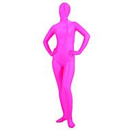 Zentai odijela Ninja Zentai odijela Cosplay Nošnje Pink Jednobojni Hula-hopke / Onesie Zentai odijela Spandex Lycra Muškarci Žene