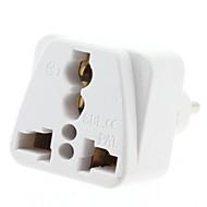 billige Lampesokler og kontakter-EU plugg til flere plugg Universal Travel Adapter (110-240V)