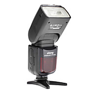 OLOONG、SP-690、E-TTL IIスピードライトフラッシュ光キヤノン600D 550D 7D 5D II4 POL02(4つのx AA)のオンカメラ