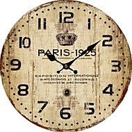 Land Wall Clock