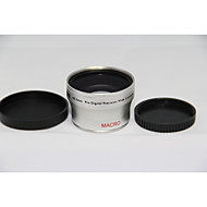 40.5mm 0.45x WIDE Angle + Macro Conversion LENS 40.5 0.45 Silver