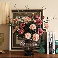 Gren Silke Peoner Bordblomst Kunstige blomster #(14*14*18)