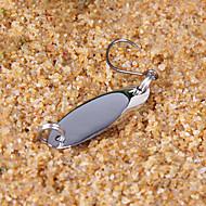 billiga Fiske-Hårt bete Metallbete Skedar Fiskbete Fiske - 5 st - Lätt att använda Blandat Material - Generellt fiske