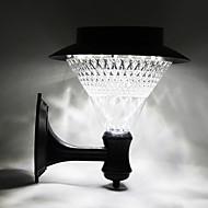 billige Utendørs Lampeskjermer-utendørs solkraft 16led villa veggmontering hagen gårdsplass dør sti lys lampe