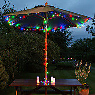 22M Solar Power 200 LED fe String Lampe Xmas Party Bryllup Have Decor