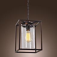 billige Takbelysning og vifter-Anheng Lys Nedlys - Mini Stil, Vintage Lanterne Traditionel / Klassisk, 110-120V 220-240V Pære ikke Inkludert