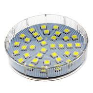 5W GX53 LED-spotlys 36 leds SMD 5050 Kold hvid 280-350lm 6000-7000K Vekselstrøm 220-240V