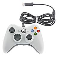 Wired USB Game Pad Controller para Microsoft Xbox 360 Slim e PC com Windows