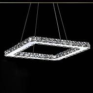 voordelige -UMEI™ Lineair Plafond Lichten & hangers Sfeerverlichting - Kristal, LED, 90-240V LED-lichtbron inbegrepen / 10-15㎡ / Geïntegreerde LED