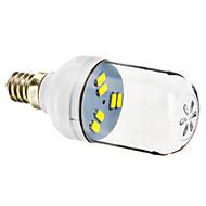 billige Spotlys med LED-SENCART 1pc 1 W 70-90 lm E12 LED-spotpærer 6 LED perler SMD 5730 Kjølig hvit 220-240 V