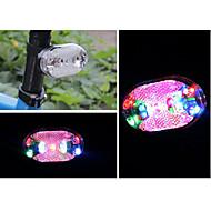 billige Sykkellykter og reflekser-Baklys til sykkel / sikkerhet lys / Baklys LED Sykkellykter Sykling LED Lys Cellebatterier Batteri Sykling - FJQXZ / IPX-4