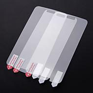 Защитная плёнка для экрана для Samsung Galaxy S5 PVC Защитная пленка для экрана Против отпечатков пальцев