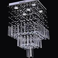 süllyesztett fény 50w kristály 110-120v 220-240v fényes csillár