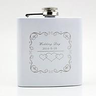 Personalized Tikovina Barware & Tikvice Tikvice Par Vjenčanje