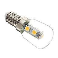 1W E14 Lâmpadas Espiga T 7 leds SMD 5050 Decorativa Branco Quente 60-70lm 2700-3200K AC 220-240V
