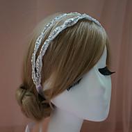 cheap Wedding Headpieces-Rhinestone Headbands 1 Wedding Special Occasion Headpiece