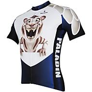 ILPALADINO Biciklistička majica Muškarci Kratkih rukava Bicikl Biciklistička majica Majice Odjeća za vožnju biciklom Quick dry