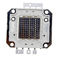 billige Lampesokler og kontakter-ZDM ™ 30w rgb lys integrert LED-modul (red: 22-24v grønn: 32-34v, blå: 32-34v)