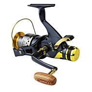 billiga Fiske-Fiskerullar Snurrande hjul 5.2:1 Växlingsförhållande+10 Kullager Hand Orientering utbytbar VÄNSTERHÄNT HÖGERHÄNT Sjöfiske Kastfiske