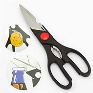 Wielofunkcyjne nożyce kuchenne mogą być stosowane jako otwieracz