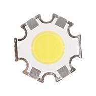billige Lampesokler og kontakter-COB 450-500 lm Led Brikke Aluminium 5 W