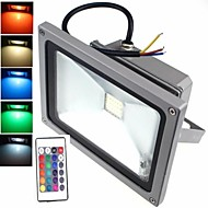 billige Spotlys med LED-LED-spotpærer 1 leds Mulighet for demping Dekorativ 1800lm 红色600~650nm, 蓝色450~500nm, 绿色500~550nmK AC 85-265V